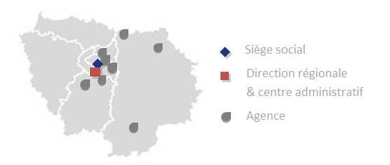 Brinks Agences Ile de France