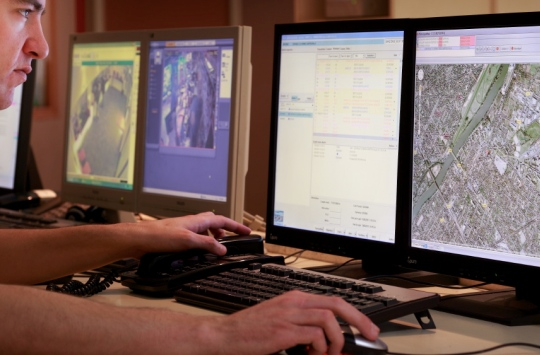 Télésurveillance & Vidéosurveillance  Huningue ▷ Tarif & Devis : Alarme, Protection Intrusion & Cambriolage